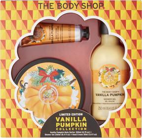 The Body Shop Vanilla Pumpkin Collection