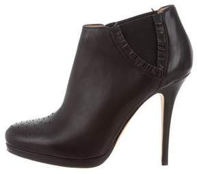 Alexa Wagner Eugenie Ankle Booties