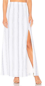 Clayton Jen Slit Skirt