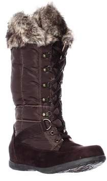 Zigi Madalyn Winter Snow Boots, Brown.