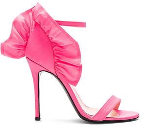 MSGM Ruffle Heel