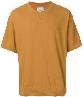 Laneus oversized boxy T-shirt