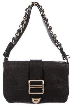 Givenchy Grained Leather Shoulder Bag