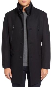 Michael Kors Men's Wool Blend Topcoat