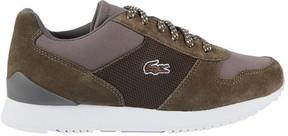 Lacoste Women's Trajet 2 Leather Sneaker