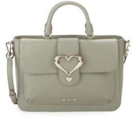 Love Moschino Heart Tote Crossbody Bag