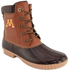 NCAA Men's Minnesota Golden Gophers Duck Boots