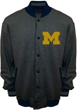 NCAA Men's Franchise Club Michigan Wolverines Classic Fleece Jacket