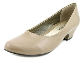 Easy Street Shoes Halo N/s Round Toe Synthetic Heels.