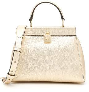 MICHAEL Michael Kors Gramercy Satchel - PALE GOLD|METALLICO - STYLE