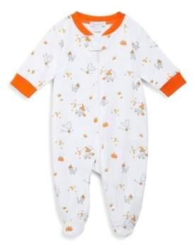 Kissy Kissy Baby's Trick or Treat Cotton Footie