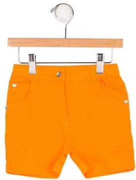 Agatha Ruiz De La Prada Girls' Seven Pocket Mini Shorts w/ Tags