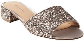 Banana Republic Low Heel Glitter Slide