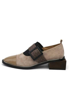 United Nude Wood Monk Loafer