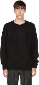 Acne Studios Black Nosti Sweater