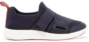Tory Burch Neoprene Sneakers - Navy