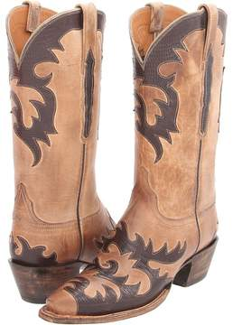Lucchese L4723 Cowboy Boots