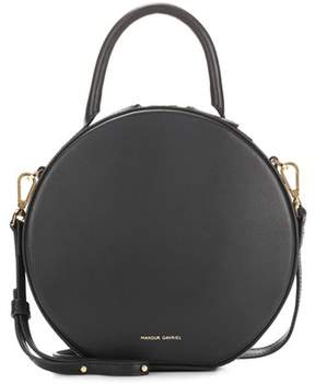 Mansur Gavriel Circle leather crossbody bag