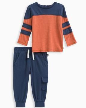 Splendid Baby Boy Slub Jersey Pant Set