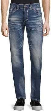 Affliction Men's Ace Affirm Washed Jeans