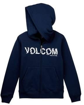 Volcom Supply Stone Zip Hoodie (Big Boys)