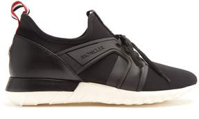 Moncler Emilien low-top neoprene trainers