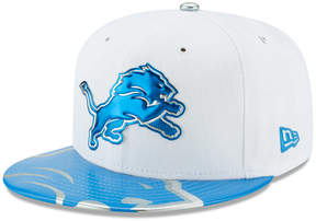 New Era Boys' Detroit Lions 2017 Draft 59FIFTY Cap