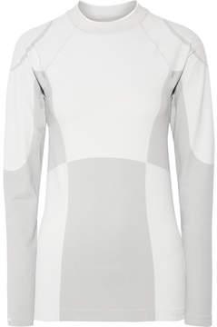 Falke Ergonomic Sport System - Paneled Stretch Top - White
