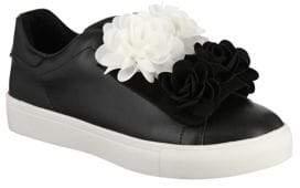 Mia Primrose Faux Leather Sneakers