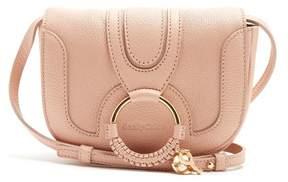 See by Chloe Hana Mini Leather Cross Body Bag - Womens - Light Pink