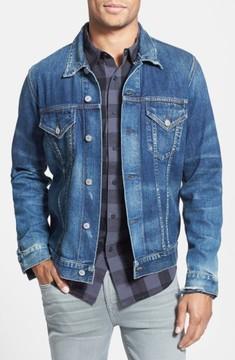 Citizens of Humanity Men's Classic Selvedge Denim Jacket