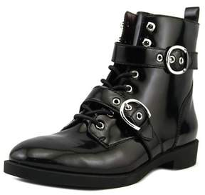 Marc by Marc Jacobs Taylor Women US 7 Black Motorcycle Boot