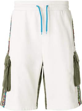 Diadora cargo track shorts