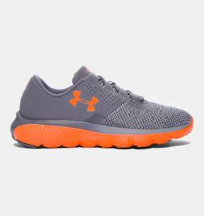 Under Armour Boys' Grade School UA Fortis 2 TCK Running Shoes