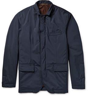 Hackett Mayfair Slim-Fit Padded Shell Jacket
