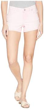 Blank NYC High-Rise Shorts in Millennial Pink Women's Shorts