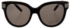 Nina Ricci Oversize Square Sunglasses