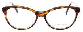 Vera Wang Aravis Tortoiseshell Eyeglasses