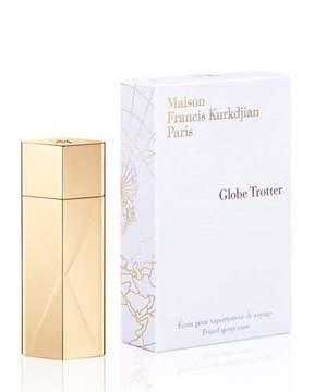 Francis Kurkdjian Globe Trotter Travel Case Gold Edition, .4 oz/ 12 mL