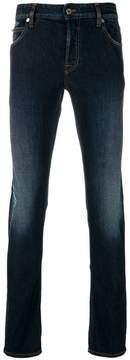 Just Cavalli faded skinny jeans