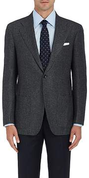 Kiton Men's KB Cashmere-Blend Two-Button Sportcoat