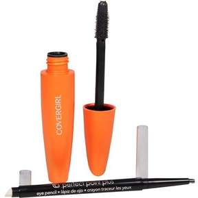 CoverGirl LashBlast Volume Mascara & Perfect Point Pencil Very Black