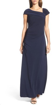 Ellen Tracy Women's Jersey Gown