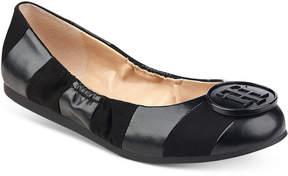 Tommy Hilfiger Emi Ballet Flats Women's Shoes