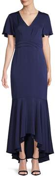 Shoshanna Women's Ruffle Flounce Dress