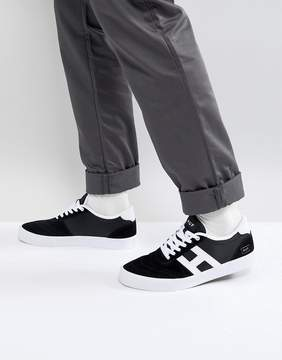 HUF Galaxy Sneakers In Black