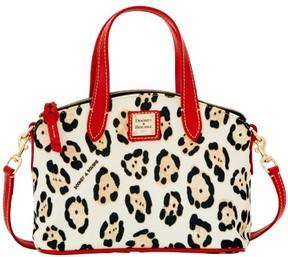 Dooney & Bourke Nylon Ruby Top Handle Bag - LEOPARD - STYLE