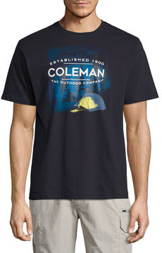 Coleman Short Sleeve Crew Neck T-Shirt