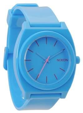 Nixon Time Teller P Quartz Blue Dial Men's Analog Watch A119-606