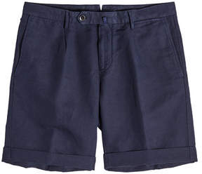Incotex Royal Batavia Slim Bermuda Shorts